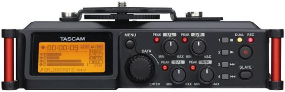 Tascam DR-70D DSLR Recorder