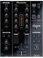 Pioneer DJM-350-K Black DJ Mixer