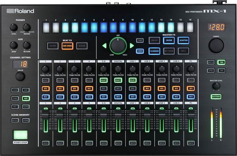 Roland MX-1 Aira Synth Mixer