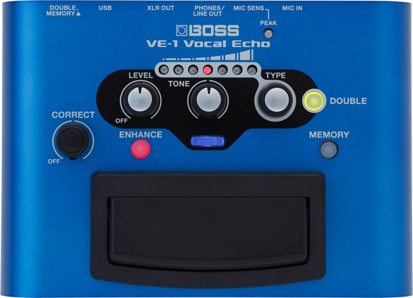 BOSS VE-1 Vocal Pedal