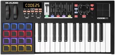 M-Audio Code 25 Controller Keyboard (Ex-Demo) #(21)BA1709223100871