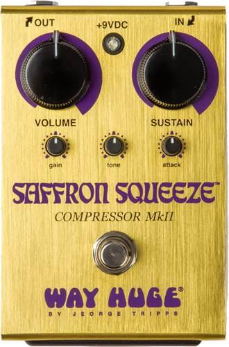 Way Huge Saffron Squeeze MKII Compressor