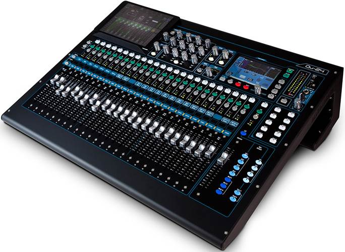 Allen & Heath QU24 Digital Desk