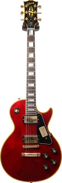 Gibson Custom Shop 1974 Les Paul Custom Reissue VOS Wine Red (Ex-Demo) #CS500451