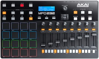 Akai MPD232 Pad Controller