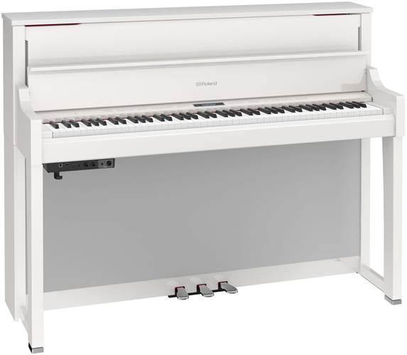 Roland LX-17PW Polished White Digital Piano (Ex-Demo) #Z2G0267