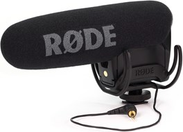 Rode Video Mic Pro-R With Rycote Suspension (Ex-Demo) #CR0137964