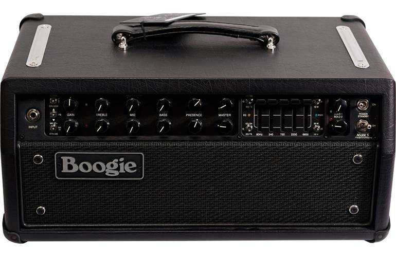 Mesa Boogie Mark Five:35 Short Head (Ex-Demo) #M35-004372