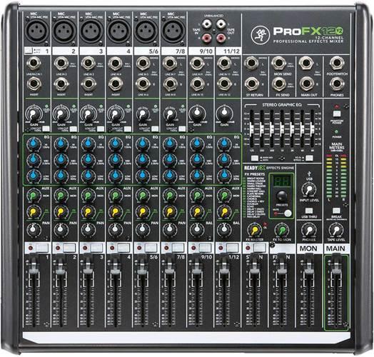 Mackie ProFX12 V2 Mixer