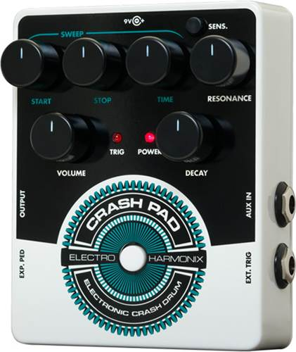 Electro Harmonix Crash Pad Electronic Crash Pad
