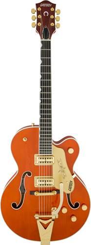 Gretsch G6120T Nashville Bigsby Orange Stain
