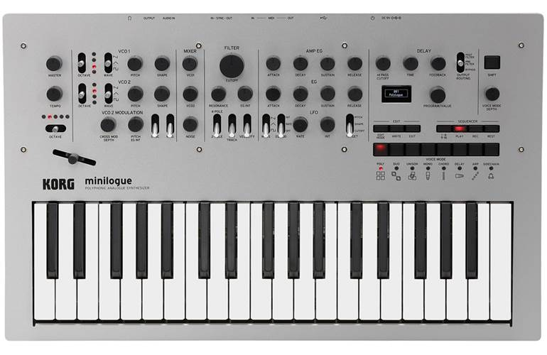 Korg Minilogue Poly Synth
