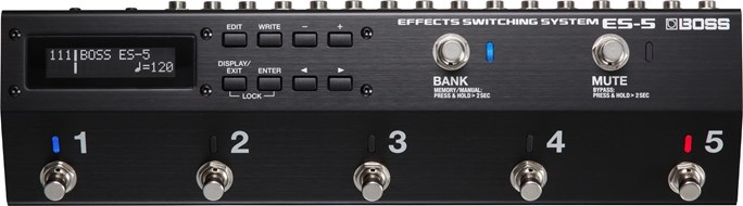 BOSS ES-5 Effect Switcher