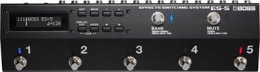 BOSS ES-5 Effect Switcher