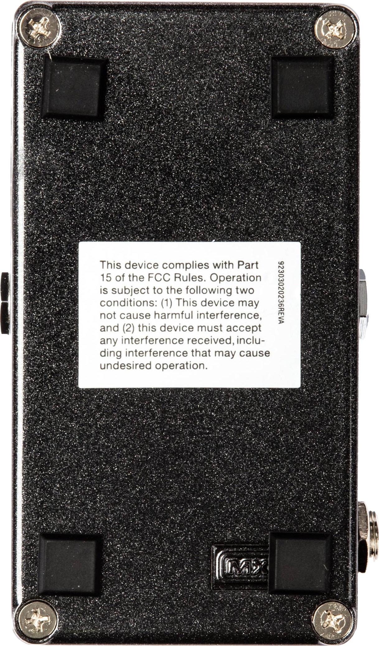 MXR M300 Reverb Pedal w/ 2 Patch Cables Delay & Reverb Single ...