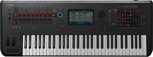 Yamaha Montage 6 (Ex-Demo) #BAWM01001
