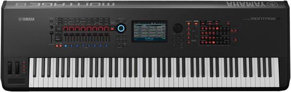 Yamaha Montage 8 (Ex-Demo) #EAXH01651
