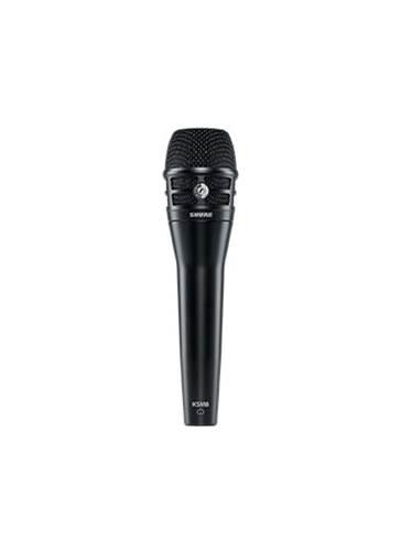Shure KSM8 Black Dualdyne Microphone