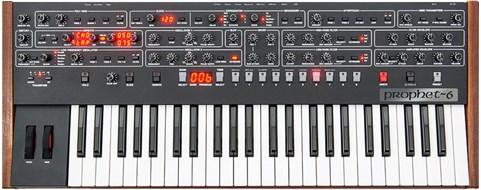 Dave Smith Instruments Prophet 6 Keyboard (Ex-Demo) #04952