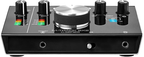 M-Audio M-Track C-Series 2X2