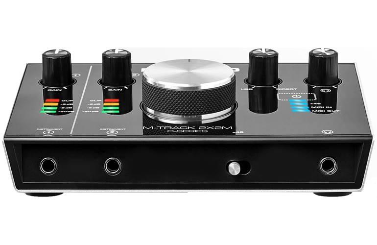 M-Audio M-Track C-Series 2X2M