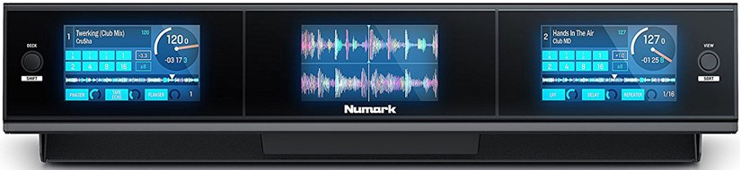 Numark Dashboard