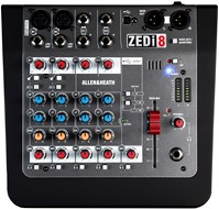 Allen & Heath ZEDi8 USB Mixer Interface
