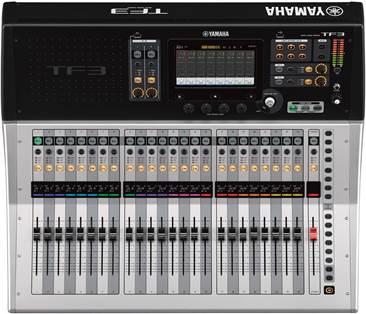 Yamaha TF3 24 Channel Digital Mixing Console (Ex-Demo) #BCXK01003