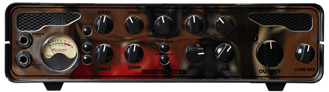 Ashdown Rootmaster RM-500-EVO Head (Ex-Demo) #17090097