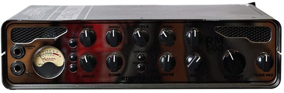 Ashdown Rootmaster RM-500-EVO Head (Ex-Demo) #17090088