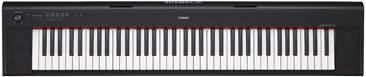 Yamaha NP-32B Black Portable Digital Piano