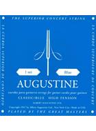 Augustine Blue Set High Tension Classical Guitar Strings