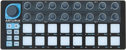 Arturia Beatstep Ltd Ed Black