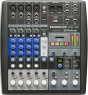 Presonus AR8 8 Channel Hybrid Mixer