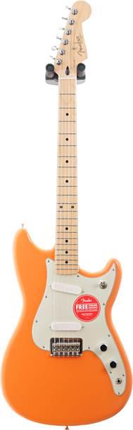 Fender Offset Duo Sonic SS Capri Orange MN (Ex-Demo) #MX18157663