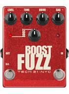 Tech 21 Boost Fuzz Metallic