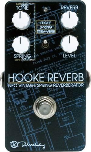 Keeley Hooke Futuristic Spring Reverb
