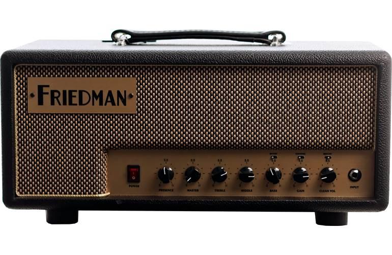 Friedman Runt 20 Head 2 Channel 20 Watt head (Ex-Demo) #3020618013