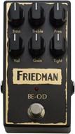 Friedman Be-OD Brown Eye Overdrive Pedal