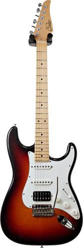 Suhr Classic Antique S 3 Tone Sunburst HSS Maple Fingerboard #JS2L2N