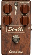 Mad Professor Simble Overdrive PCB