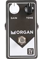 Morgan Amplification Fuzz Pedal (Ex-Demo) #FUZZ-03161079