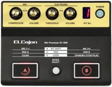 Roland EC-10M El Cajon Mic Processor