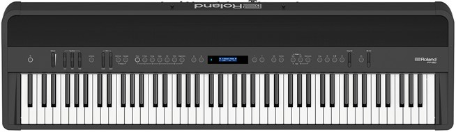 Roland FP-90-BK Digital Piano (Ex-Demo) #Z0J9932