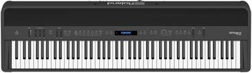 Roland FP-90-BK Digital Piano (Ex-Demo) #A6K7667