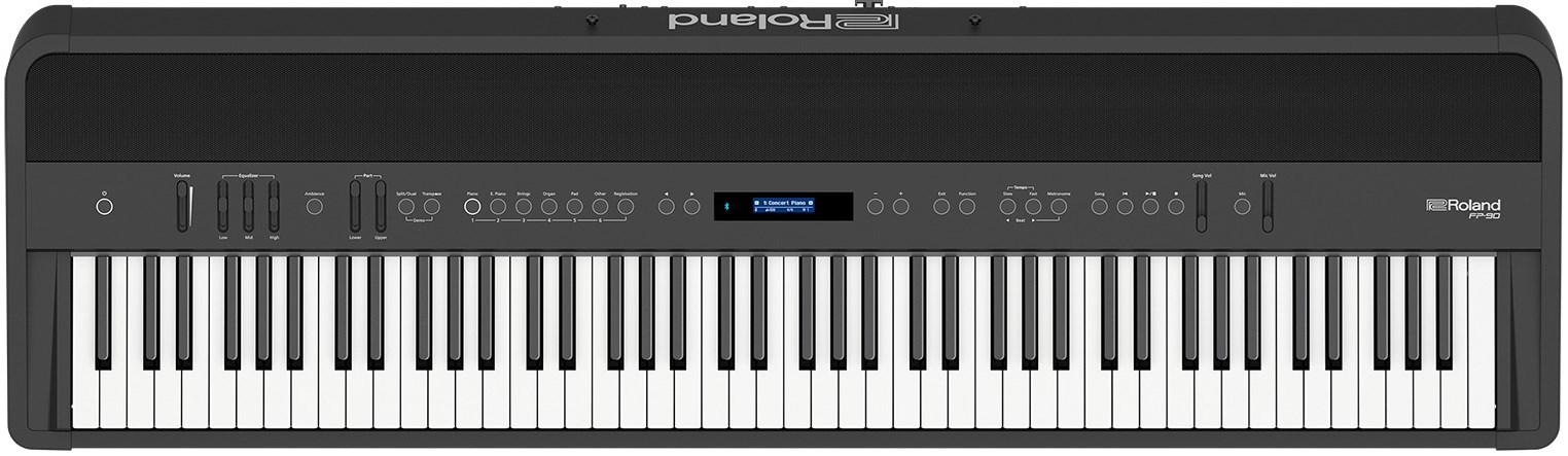 Roland FP-90-BK Digital Piano