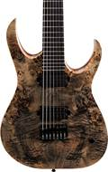 Mayones Duvell 7 Elite Trans Graphite Satin guitarguitar select