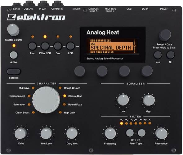 Elektron Analog Heat (Ex-Demo) #C0S18027W096-80