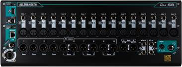 Allen & Heath QU-SB Compact Wireless Digital Mixer