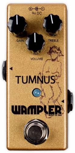 Wampler Tumnus Overdrive Pedal V2